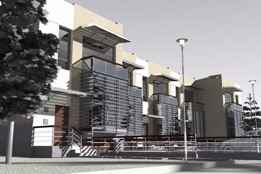 заказать проектирование жилого комплекса