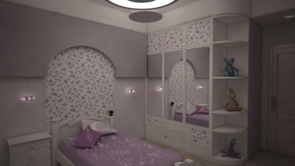 дизайн интерьера квартиры в Днепропетровске