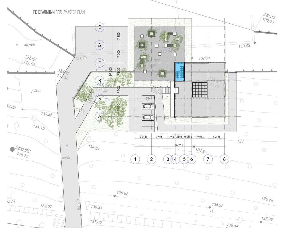 проектирование офисов в Днепропетровске
