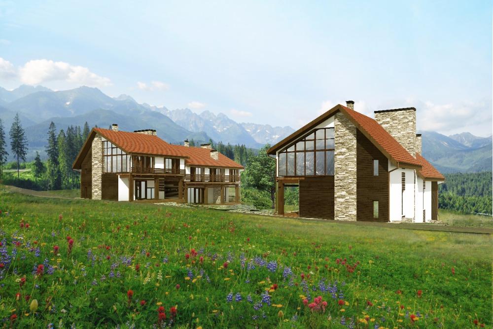 заказать проект жилого комплекса в киеве