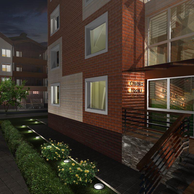 Фирма по проектированию жилого комплекса в Днепропетровске