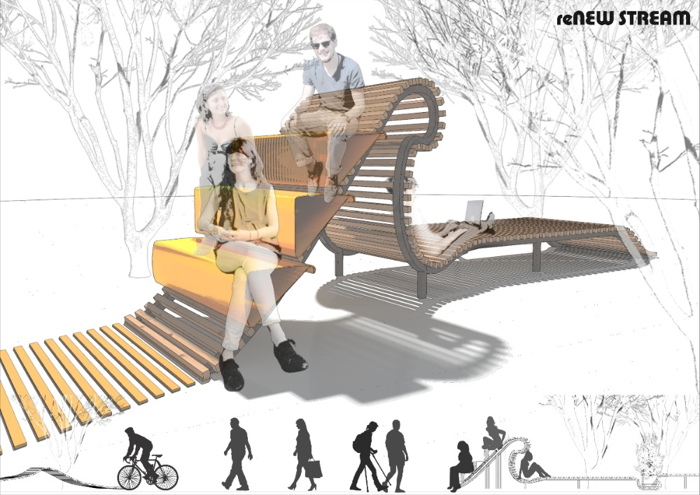 проектирование городского парка